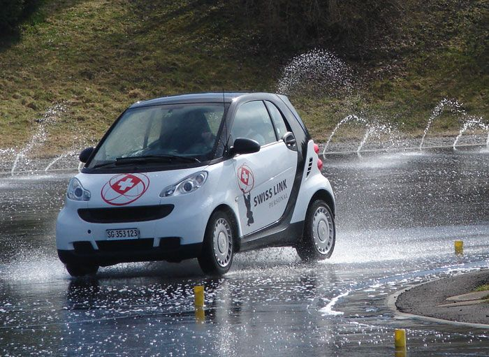 VSZ Betzholz Hinwil ZH Fahrsicherheitstraining: vom 21. März 2012