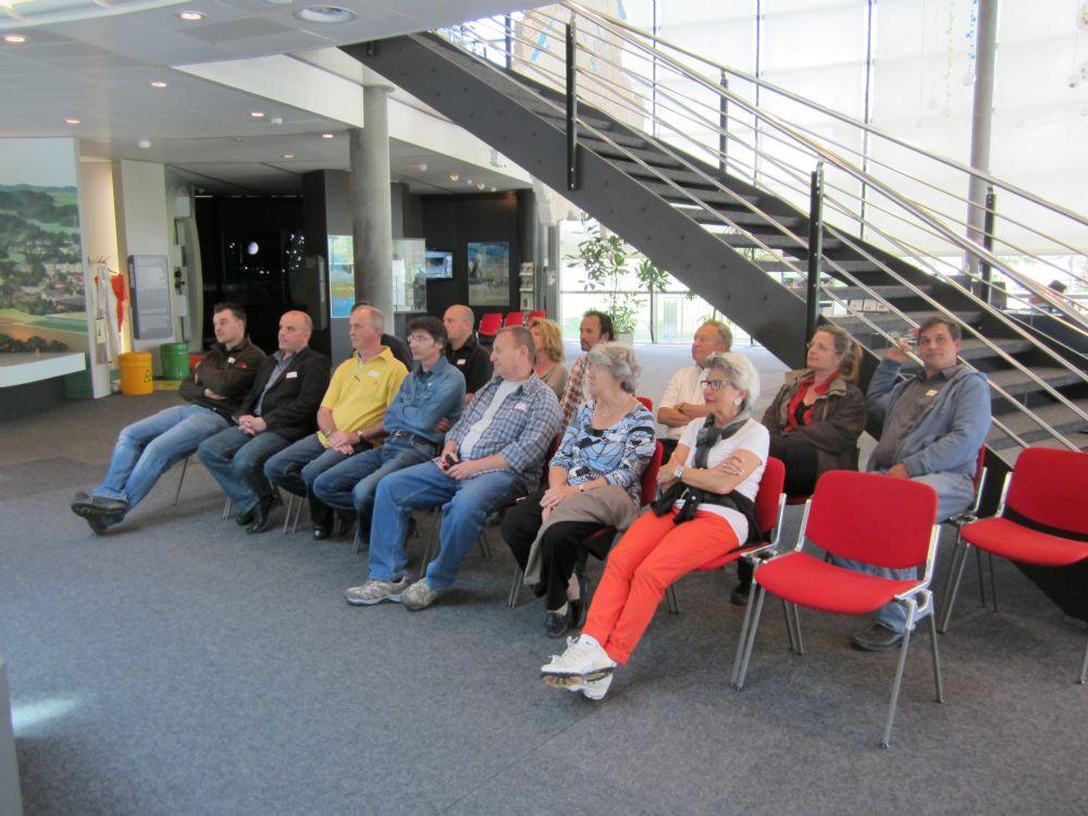 Besuch Kernkraftwerk Leibstadt : vom 2. Mai 2012
