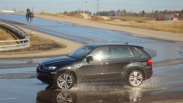 VSZ Betzholz Hinwil ZH, Fahrsicherheitstraining: vom 13. März 2012