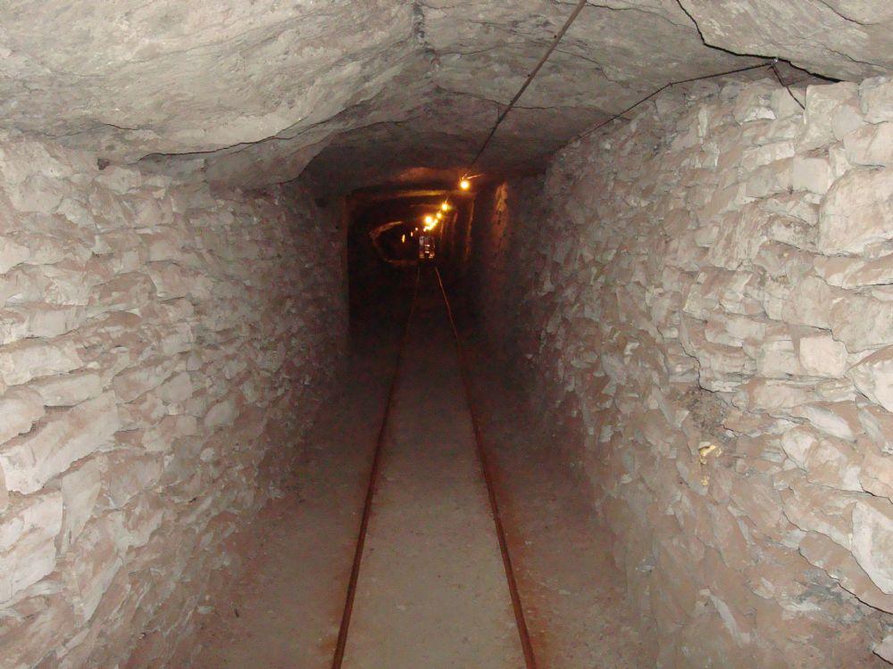 Besuch Bergwerk Käpfnach: vom 24. Juni 2009