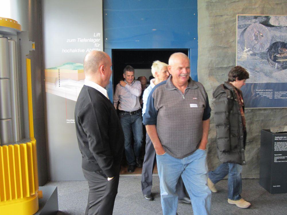 Besuch Kernkraftwerk Leibstadt AG : vom 17. April 2012