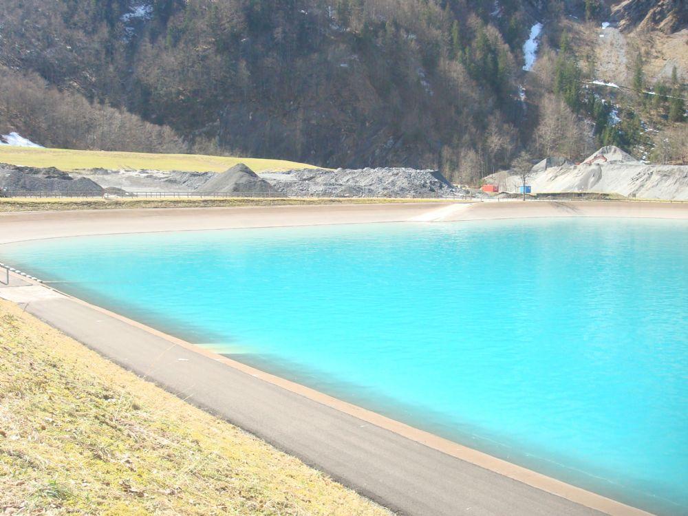 Besuch Baustelle Linth-Limmern: vom 22. März 2011