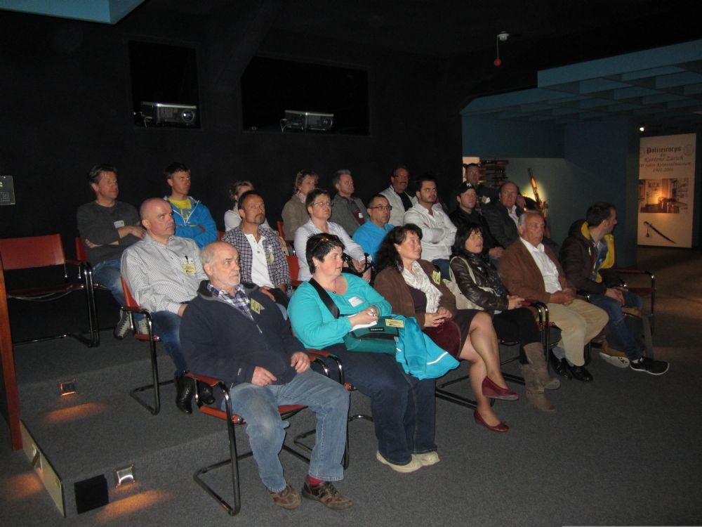 Besuch des Kriminalmuseums: vom 12.03.2015