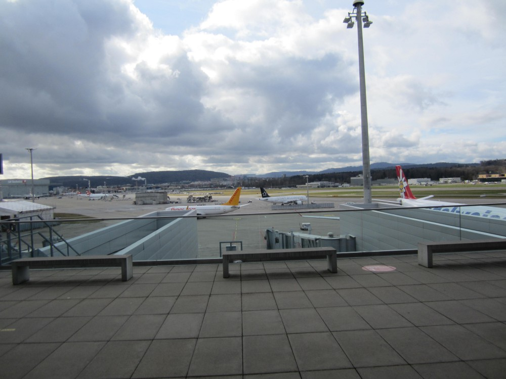 Kundenanlass Flughafen Zürich : vom 03.03.2020