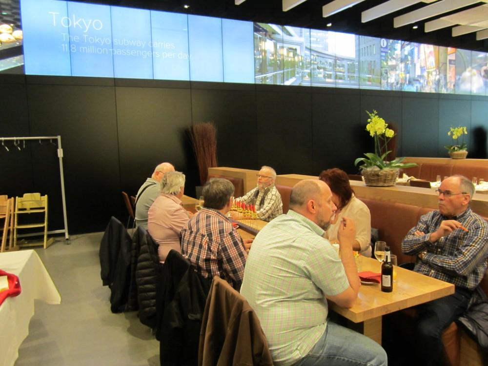 Kundenanlass Flughafen Zürich ZH: vom 12.03.2020